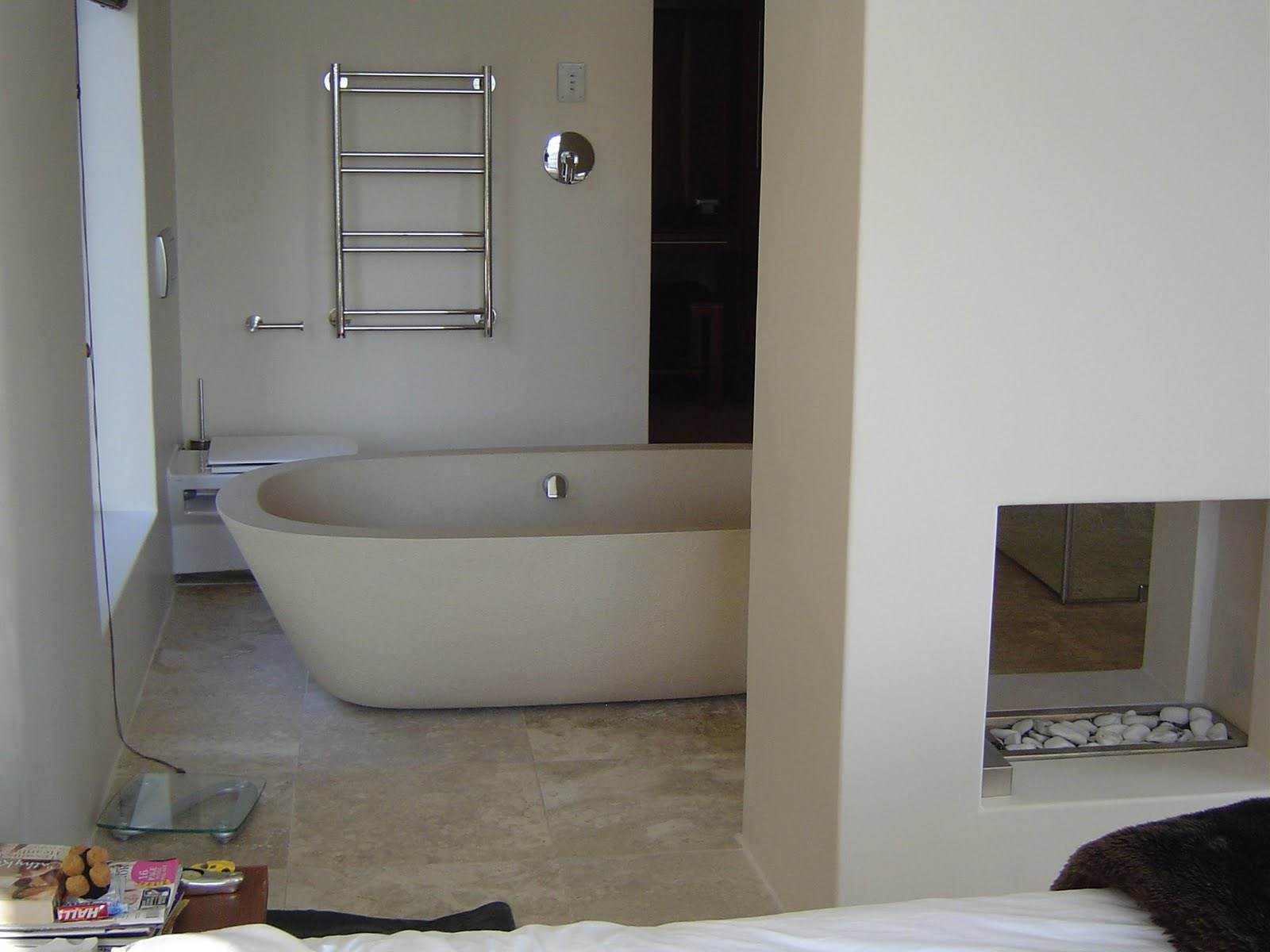 Bathroom Open Plan