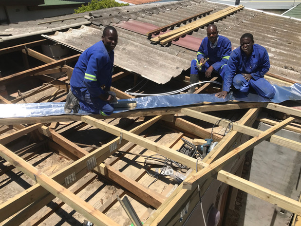 Roof construction and repair