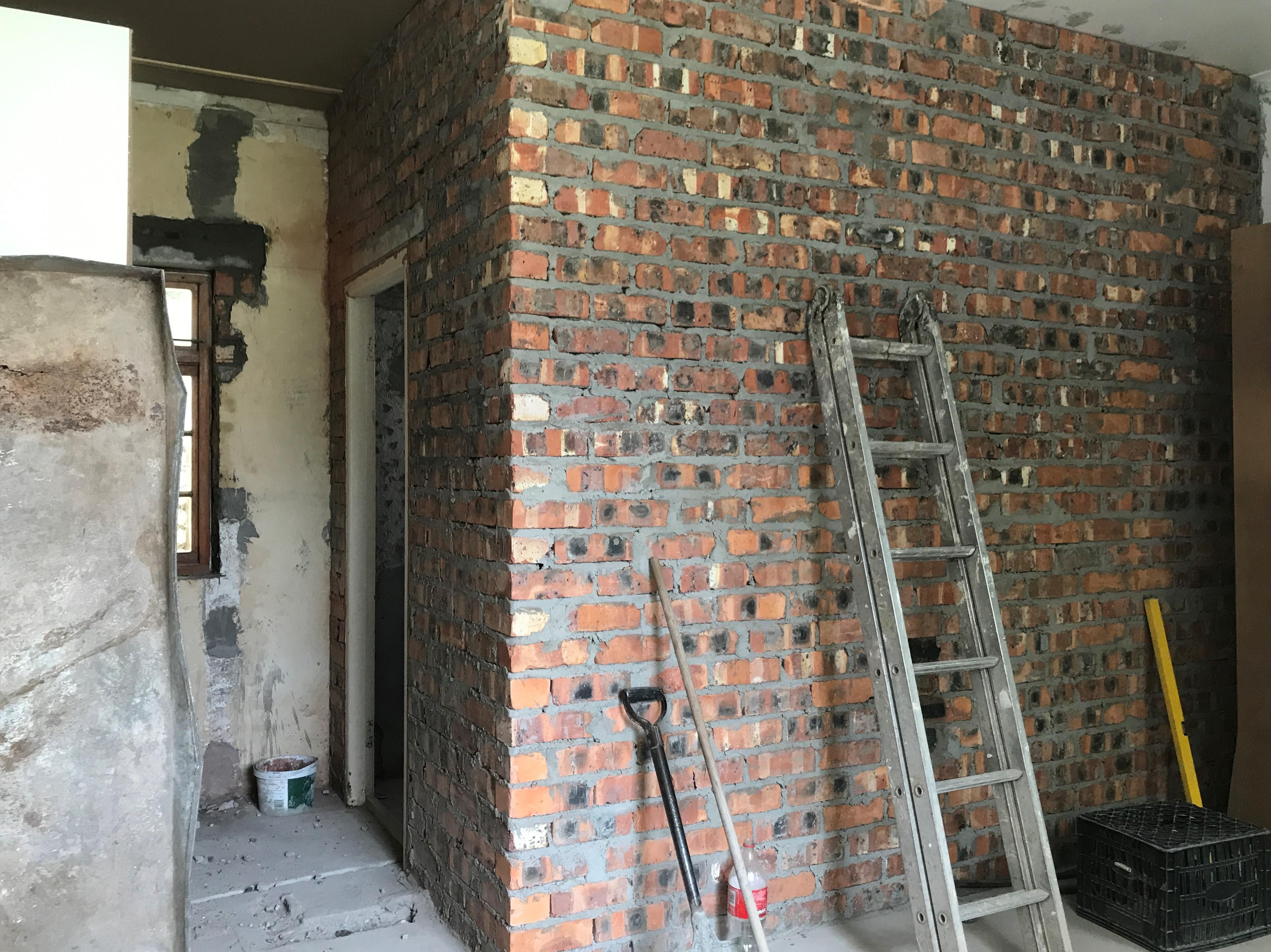 Building En-Suite