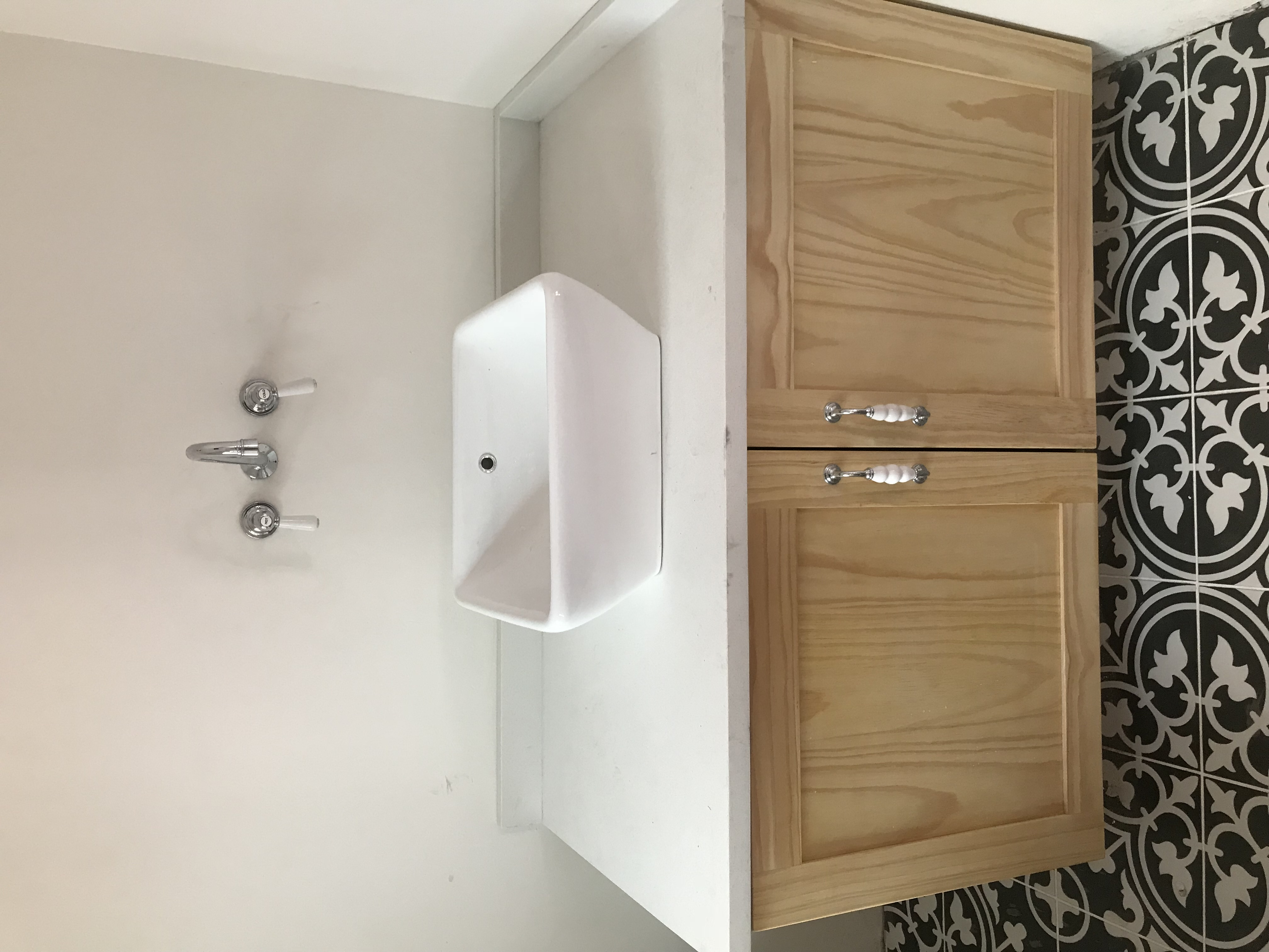 New Main Bathroom