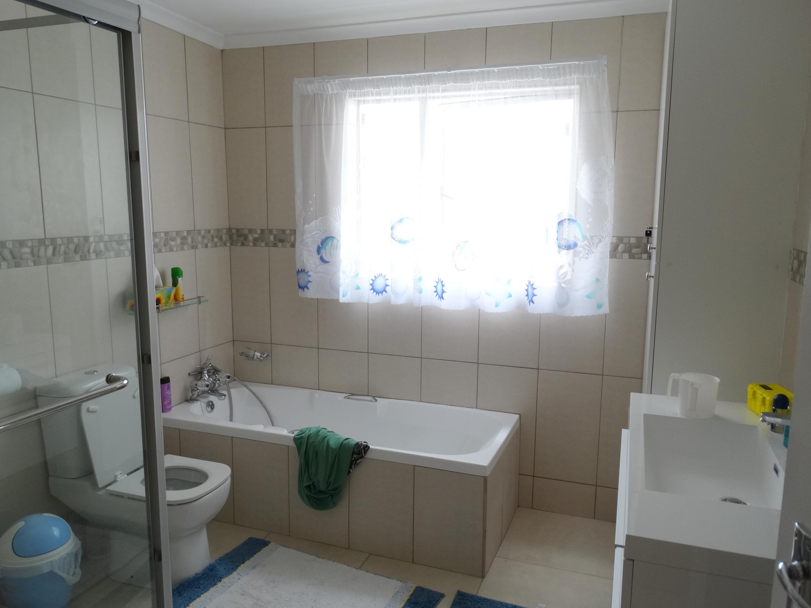 Old bathroom re-modeled