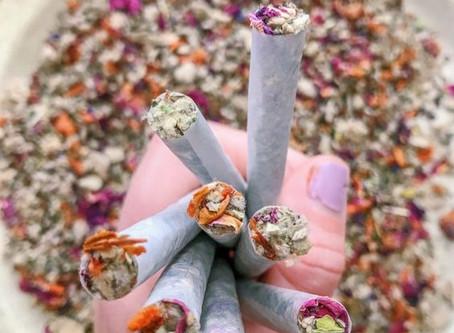 Hierbas que se pueden fumar, además del Cannabis
