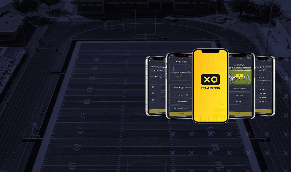 Football Playbook and Games in phones