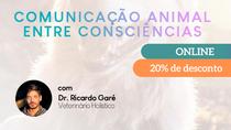 Curso Comunicação Animal entre Consciências online - outubro
