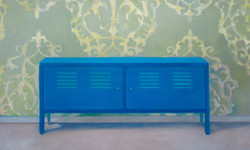 Cupboard Ps Blue