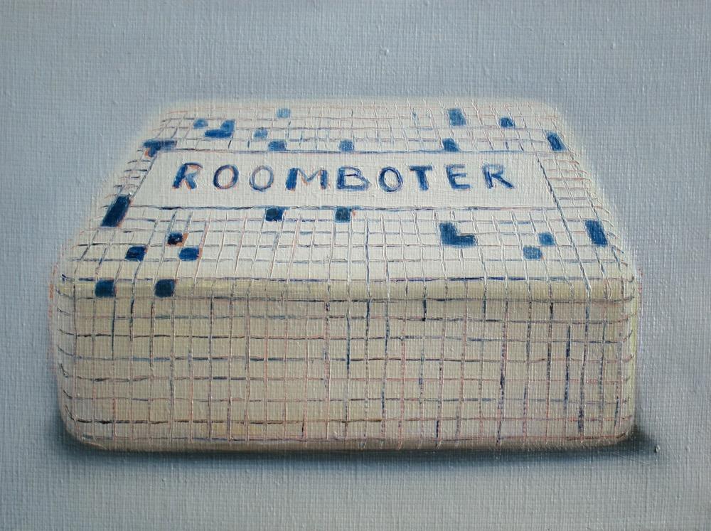 Huismerk roomboter
