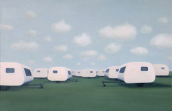Herd of caravans
