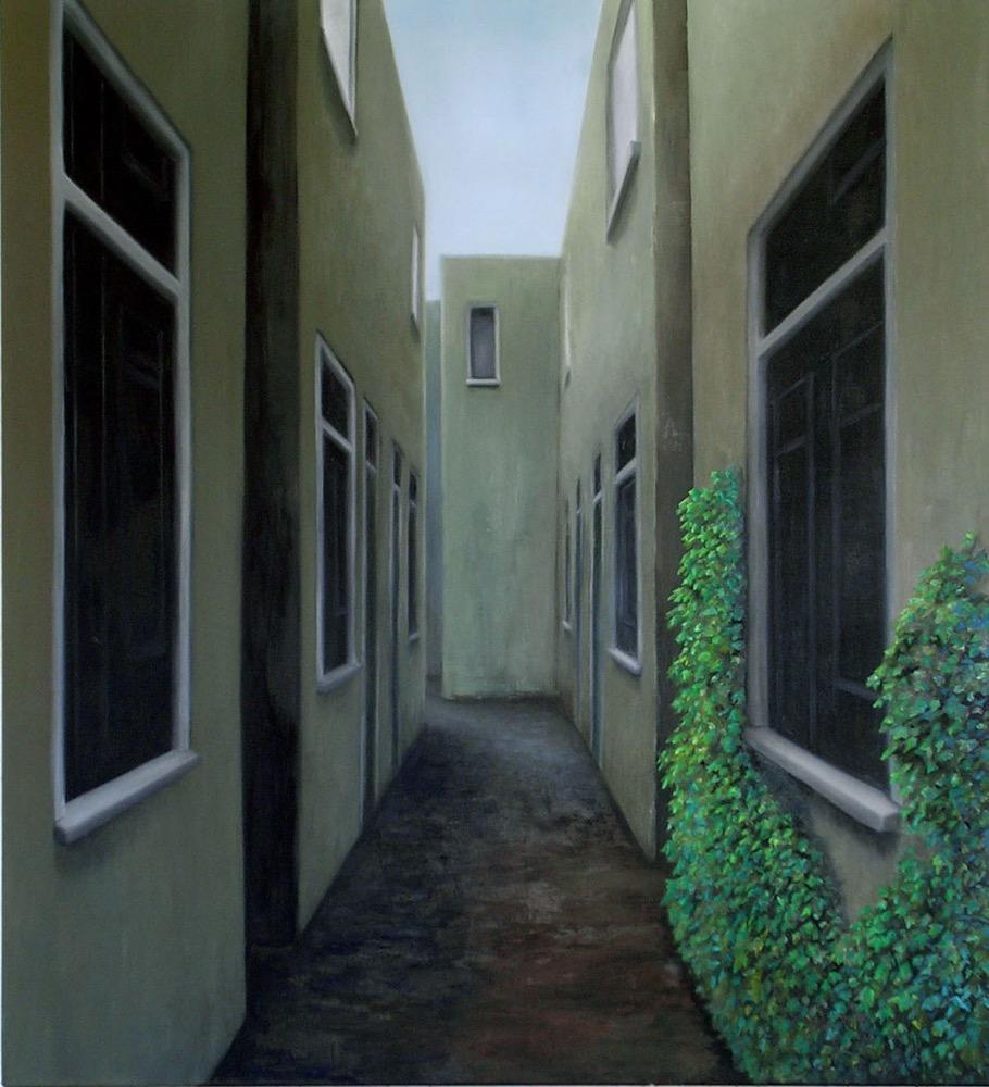 Stedelijk labyrinth