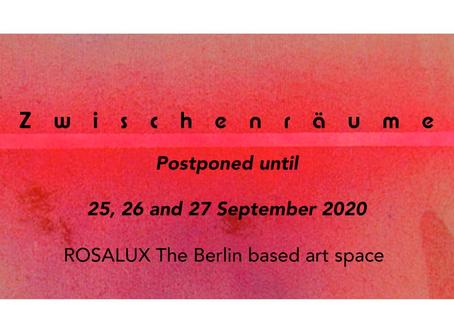 Expo Berlijn verplaatst