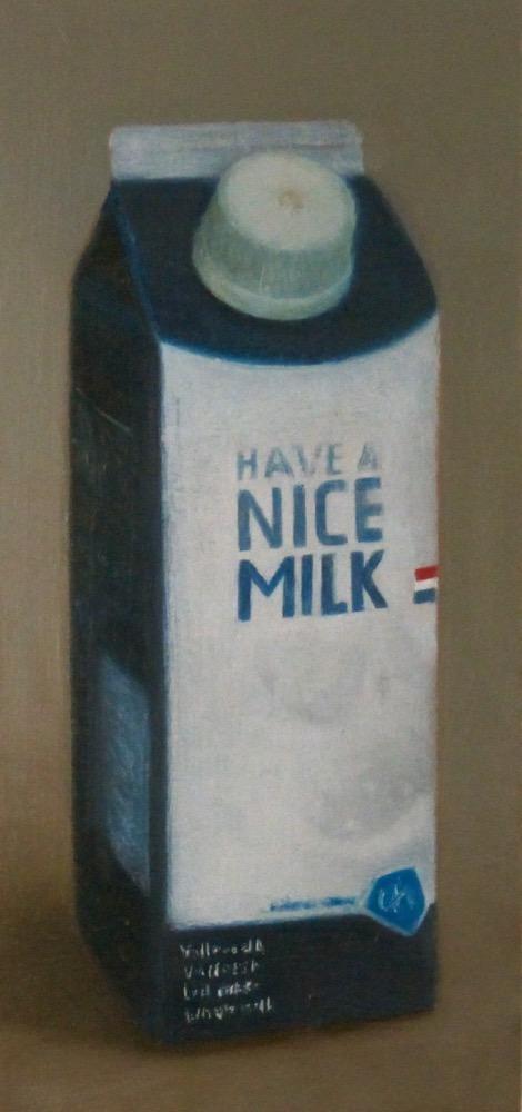 Ah Have a nice milk