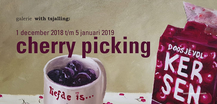 uitnodiging with tsjalling cherry pickin