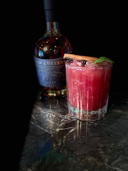 Chases Place Cocktails - Christmas Rye.j