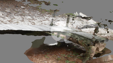 Upcoming Photogrammetry project about Virginia's Eastern Shore