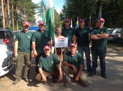 Magyar csapat Finnországban