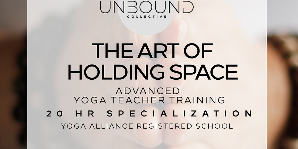 The Art of Holding Space