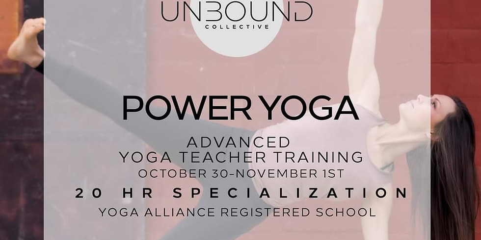 Teaching Power Yoga - Advanced Training Course