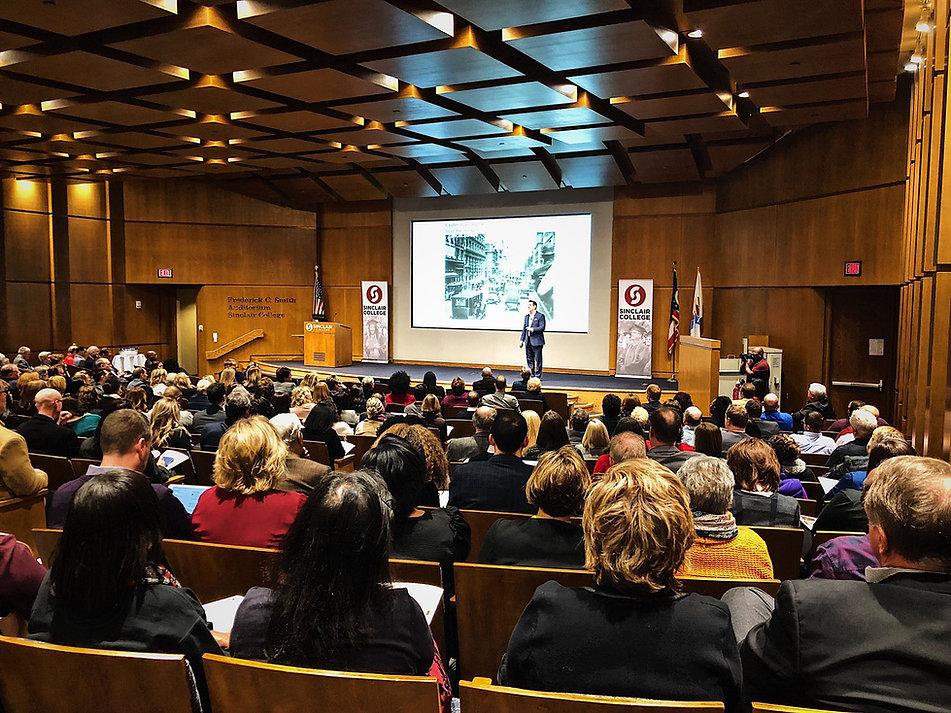 Kevin J Fleming PhD educator, speaker, a