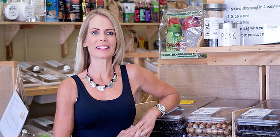 Tracey Wilson Bearfoot Wholefoods Owner