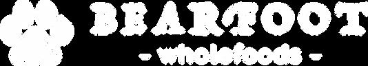 Bearfoot Wholefoods Logo