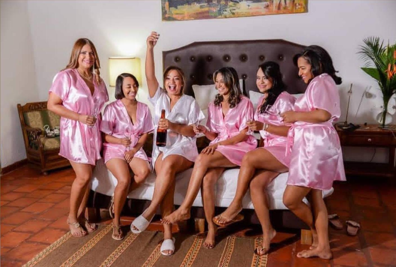 Despedida de solteras en Hotel Valledupar Casa de Los Santos Reyes