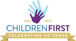 children-first-60th-celebrating-logo-hor