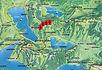 Panoramakarte Rossberg mit eingezeichneten WKA-Symbolen