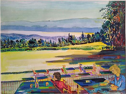 Artur Beul, Feusisgarten, 1979