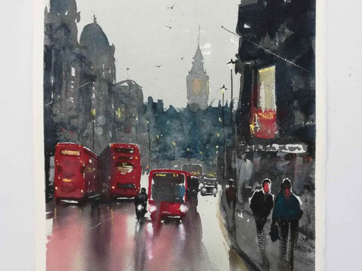 London townscape