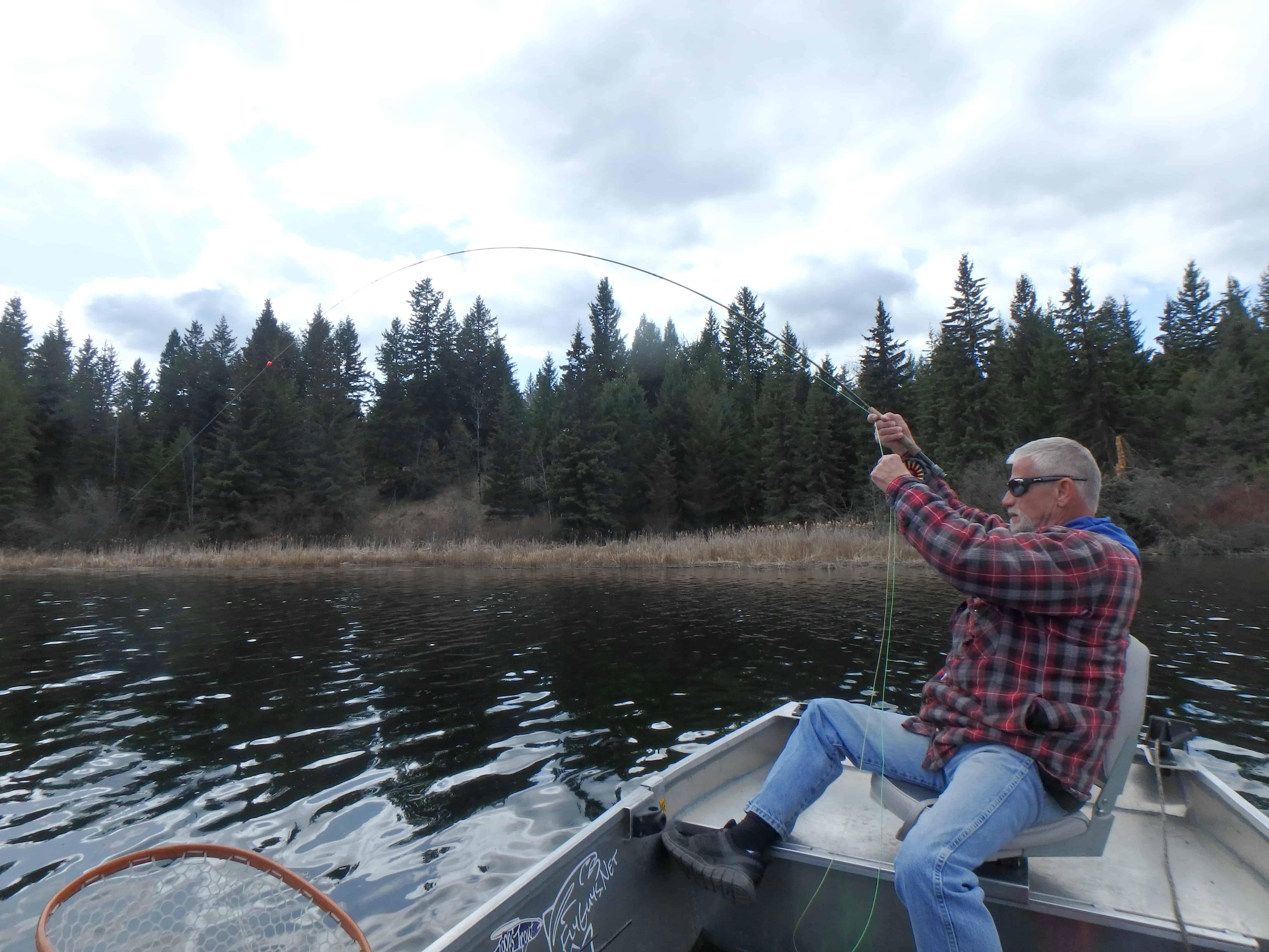 Stillwater Fly Fishing Excursion for One