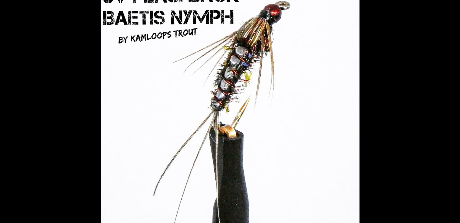 UV Flashback Baetis Mayfly Nymph