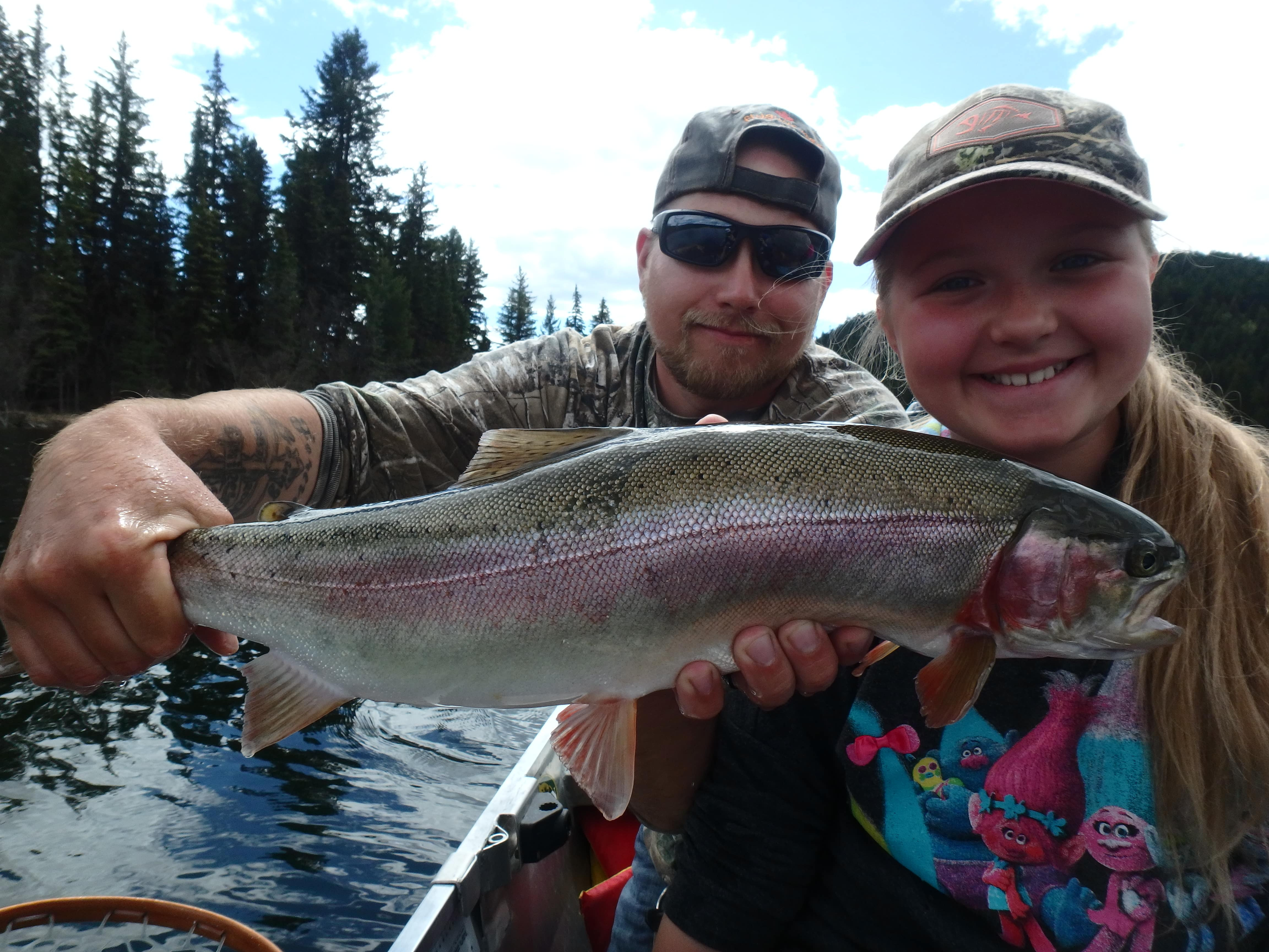 Stillwater Fly Fishing Excursion for Two