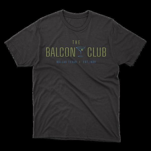 The Balcony Club, Dallas, Texas