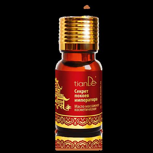 """Kosmetyczny olejek do masażu ,,Tajemnica pokoi cesarza"""" 10 ml"""