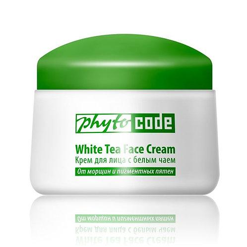 Krem do twarzy z białą herbatą 50 g