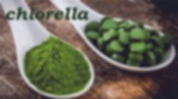 Chlorella w wielu wariantach