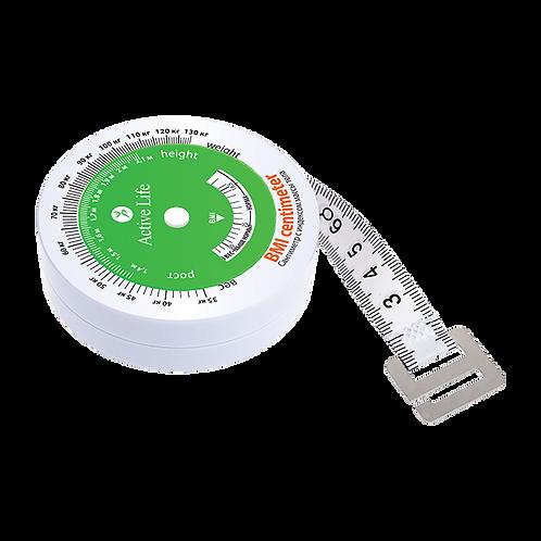 Miara z funkcją obliczania BMI
