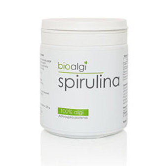 Spirulina platensis bogactwo naturalnych witamin i minerałów