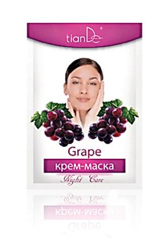 "TianDe Krem-Maska ""Winogron"" 50ml"