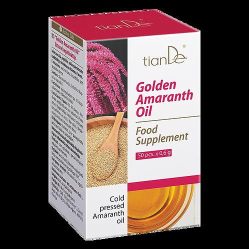Olej z amarantusa 500 mg 50 szt