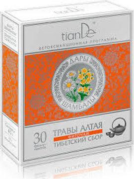 """Herbatka ziołowa ,,Tybetańskie zioła""""30 x 1,5g"""