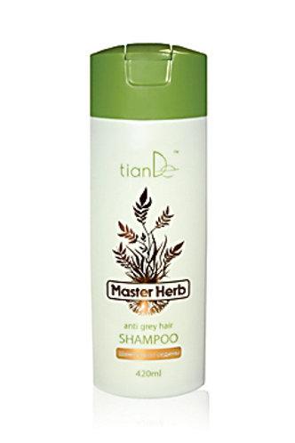 TianDe Szampon zapobiegający siwieniu włosów 420ml
