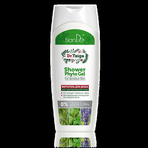 Ziołowy żel pod prysznic dla wrażliwej skóry 250g