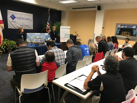 ASCE Miami-Dade Sponsors FIU Future Cities