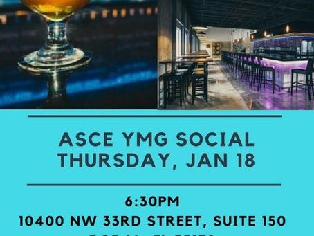 ASCE Miami-Dade Quarterly Social