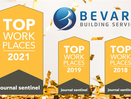 2021 Top Workplaces Award