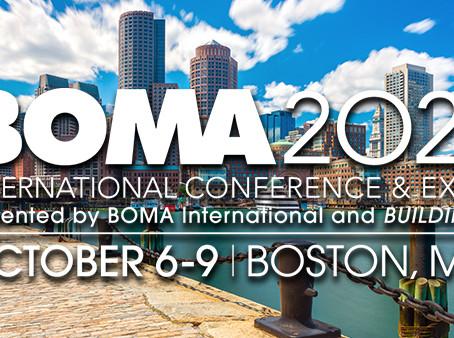 Bevara & BOMA International together at last!