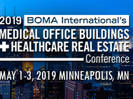 BOMA's MOB Conference 2019