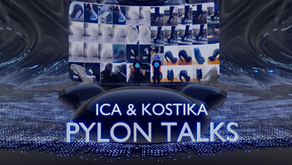 PYLON TALKS - ICA & KOSTIKA