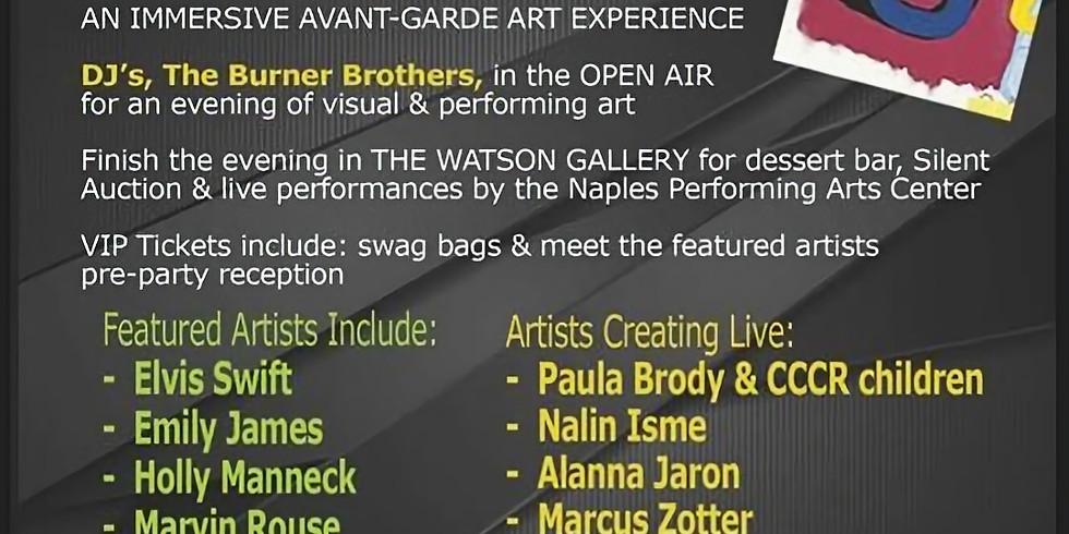Big Impressions By Little Artists Gala