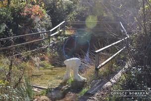 Batán. Un museo al aire libre, donde disfrutar de la fusión entre  arte y la naturaleza. Ruta de las Esculturas.